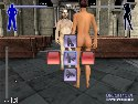 Fetish rpg game with sex in a church