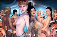 Download Adult World 3D virtual XXX game